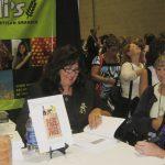 book signing udis granola